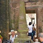 Estupas de adoración en cabinas y espacios interiores