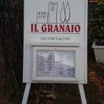 Photo de Ristorante Il Granaio
