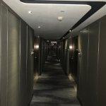 Corridors to the room