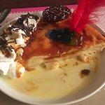 Gâteau ananas/rhum
