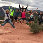 LOVED our Adventures Outdoor Jeep Tour - Garden of the Gods