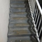 Pictures of Steps i fell down