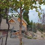 Beautiful location overlooking Okanagan lake