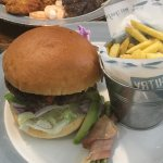 Choritzo burger