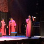 Song and testimony at the House of Blues Chicago's Gospel Brunch