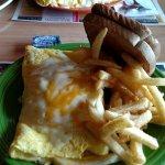 Best breakfast in the Poconos.