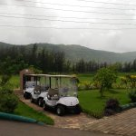 Beautiful natural beauty at Kharghar Valley Golf Course