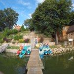 Kayak,SUP,pontoon,fishing boat, and paddleboat rentals