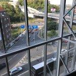 Aussicht vom Treppenhaus