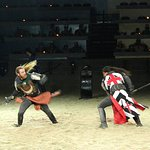 Loved the fighting it looked very real