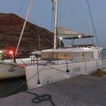 Margarita 45' catamaran