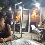 Pizzeria le 52  un soir d'été