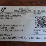 Photo of Leonardo Express