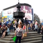 A short walk to Piccadilly Circus