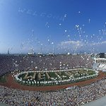 1984 Summer Olympic Games, Opening Ceremony