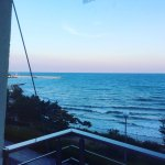 Nice to look at the SEA from the room