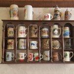 German stein collection