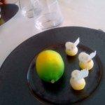 Le Citron, spécialité du pâtissier qu'il développe depuis sept ans