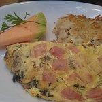 Omelette supremo