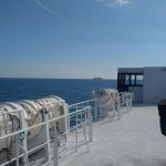 View from the upper deck, Condor Liberation.