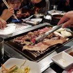 """Road to Seoul"" Korean barbeque restaurant"