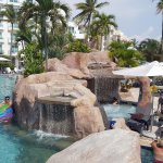 Grotto by Pool, NICE!