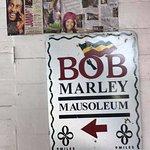 To Bob Marley Mausoleum