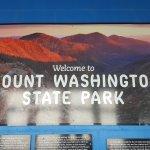 Mount Washington Auto Road Foto