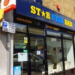 Star Fish Bar, Clevedon