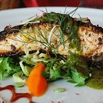 Cumin & Fennel Rubbed Salmon