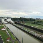 Photo of Panama Canal