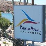 le Parkim hotel pubelle