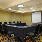Conference room will accommodate 30 classroom style