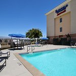 Our refreshing heated pool refreshes and our whirlpool relaxes you