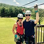 Bear Mountain Ziplines Foto