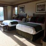 Photo de Lodge at Whitefish Lake