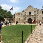 This is the Alamo in a more classical setting
