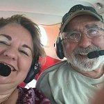 sea plane selfies