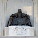 Genghis Khan Square Foto