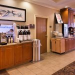 Hot Coffee & Breakfast Bar