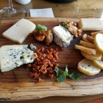 Cheese plate - great