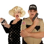 Marriage Can Be Murder is a zany KILL-ebration nightly. Dinner, show and laughter guaranteed.