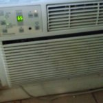 The air conditioning that would turn off on its own, bad wiring