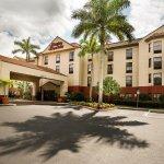 Foto de Hampton Inn & Suites Fort Myers Beach / Sanibel Gateway