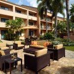 Foto de Courtyard West Palm Beach