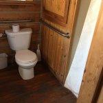 Cabin#3 Bathroom