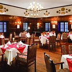 Savoy Hotel Dining Room