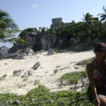 Sandos is 40 minute from Tulum! (Act 3 pay-off in Mel Gibson's APOCALYPTO :)