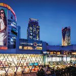 CentralWorld is the largest lifestyle shopping complex in Southeast Asia.