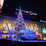 Countdown celebration at CentralWorld
